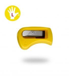 Ξύστρα Stabilo Easygraph Αριστερόχειρες Κίτρινη
