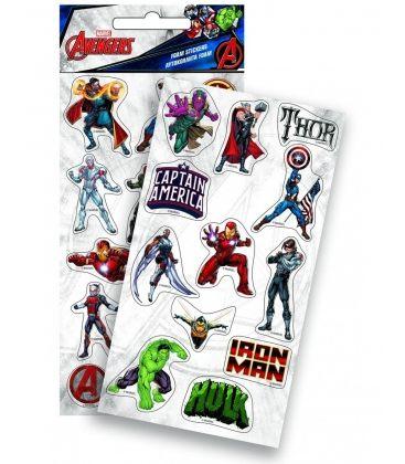 Αυτοκόλλητα Marvel Gim Foam