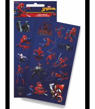 Αυτοκόλλητα Spiderman Gim Foam