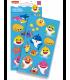 Αυτοκόλλητα Baby Shark GIM Sticker Shining