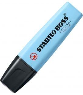 Μαρκαδόρος 70/112 Stabilo Υπογράμμισης Boss Pastel Breezy Blue