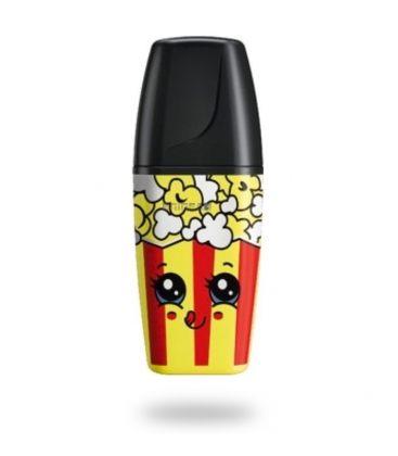 Μαρκαδόρος Stabilo Υπογράμμισης Boss Mini Popcorn Yellow
