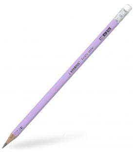 Μολύβι HB Stabilo 4908 Swano Pastel Μωβ