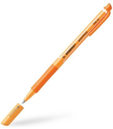 Στυλό Stabilo 0.5 1099 PointVisco ΠΟρτοκαλί