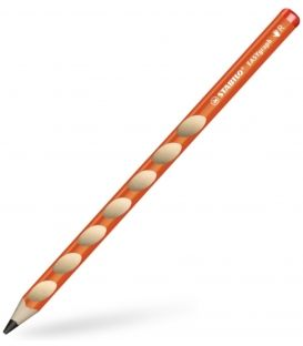 Μολύβι HB Stabilo 322 EasyGraph Πορτοκαλί