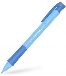Μηχανικό Μολύβι 0.5 Stabilo Com4 Γαλάζιο