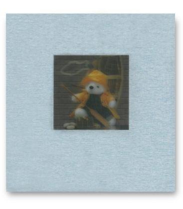 Άλμπουμ Φωτογραφιών Exacompta Γαλάζιο Αρκουδάκι