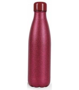 Παγούρι Θερμός 500ml iDrink Glitter Pink id0032