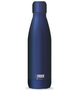 Παγούρι Θερμός 500ml iDrink Mat Blue id0021
