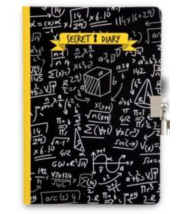 Σημειωματάριο A5 Total Math Με Κλειδί