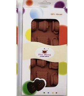 Φόρμα Σιλικόνης Pir Ning για Σοκολάτακια Cup Cakes