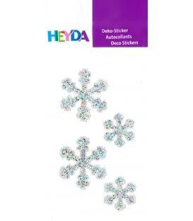 Αυτοκόλλητα Heyda Snow Flake