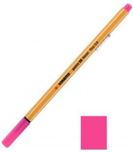 Μαρκαδοράκι 88/056 Stabilo Point 0.4 Neon pink