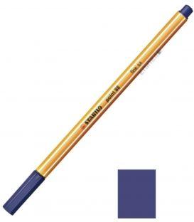 Μαρκαδοράκι 88/22 Stabilo Point 0.4 NIGHT BLUE
