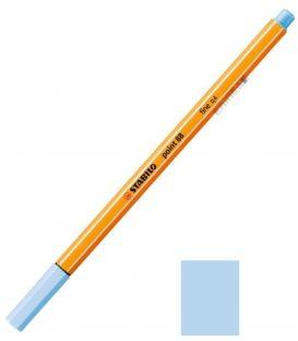 Μαρκαδοράκι 88/11 Stabilo Point 0.4 Ice Blue