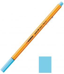 Μαρκαδοράκι 88/031 Stabilo Point 0.4 neon blue