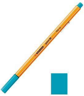 Μαρκαδοράκι 88/31 Stabilo Point 0.4 light blue