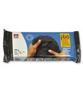 Πηλός Plus 500γρ Μαύρο Black