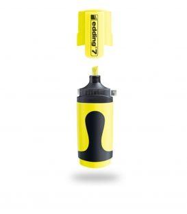 Μαρκαδόρος Edding 7 Υπογράμμισης Mini Highlighter Κιτρινο