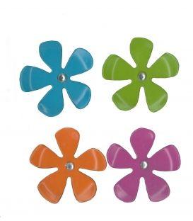 Μαγνητακια Λουλούδια 4τ