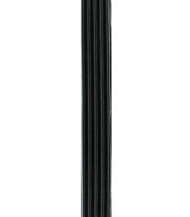 Ράβδοι Σιλικόνης 7mm Paperf 5τ Μαυρο