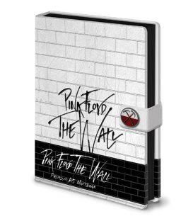 Σημειωματαριο Pink Floyd The Wall