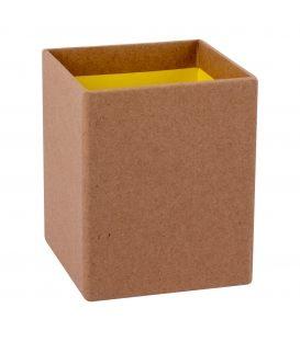 Μολυβοθήκη Apli Kraft Κίτρινη