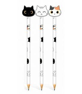 Μολύβι I-Total Gift Cat XL1894