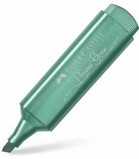 Μαρκαδόρος 46 Faber Castell Precious Green Μetallic Textliner