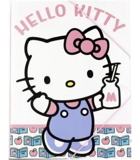 Φάκελος με λάστιχο Hello Kitty Gim 335-68515