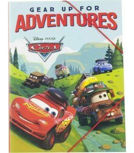 Φάκελος με λάστιχο Cars Gim 341-48515