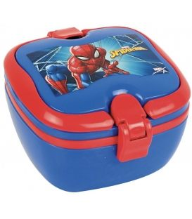Δοχείο Φαγητού Spiderman 557-18266