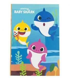 Τετράδιο Β5 Baby Shark 40φ