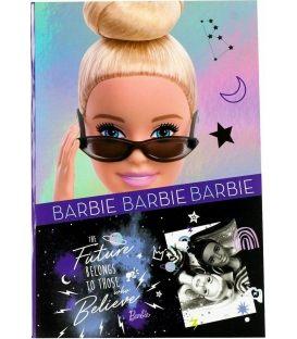 Τετράδιο Β5 Barbie 40φ