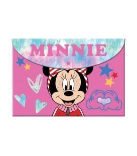 Φάκελος με Κουμπί Α4 PP Minnie 340-44580
