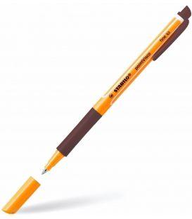 Στυλό Stabilo 0.5 1099 PointVisco Καφε