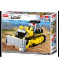 Τουβλάκια SLUBAN Constration Bulldozer B0802