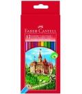 Ξυλομπογιές Faber Castell 12 Χρ Color