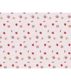 Artepatch 40Χ50 1φ. φραουλες