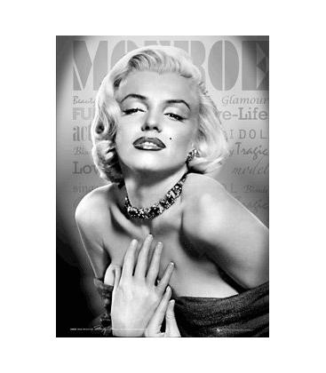 3D Glamour Marilyn Monroe