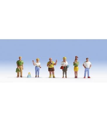 Φιγούρες 'Ανθρωποι Επιβάτες