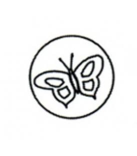 Σφραγίδα Για βουλοκέρι Πεταλουδα