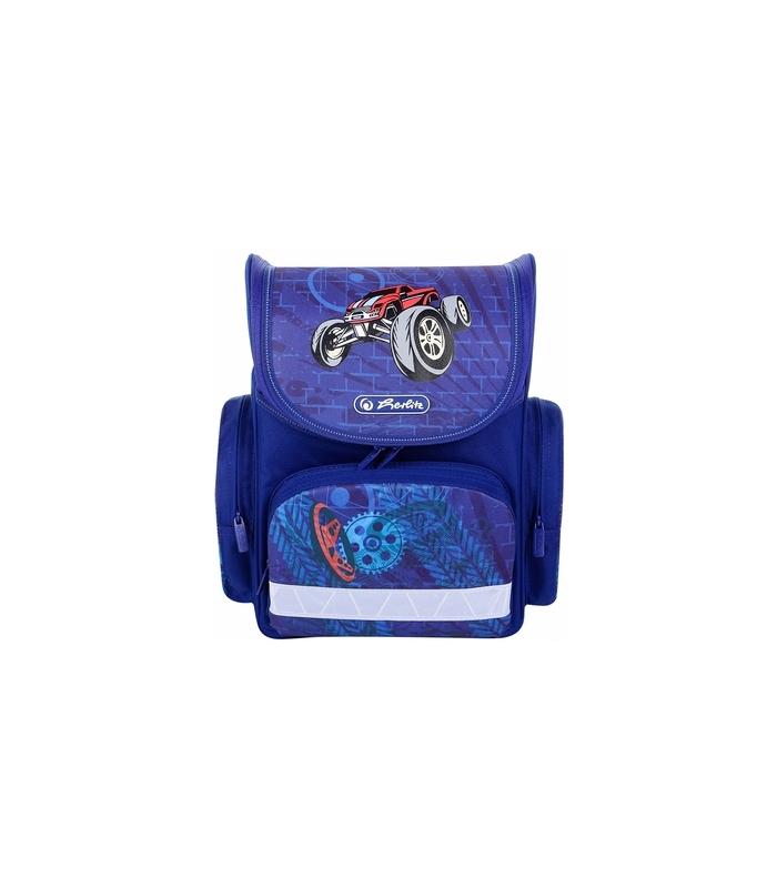 84a0427aba3 Σχολική Τσάντα Mini Truck Herlitz - ΕΠΙΠΕΔΟ ΒΙΒΛΙΟΠΩΛΕΙΟ | epipedo ...