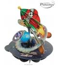 Κάρτα Διαστημοπλοιο 3D Santoro