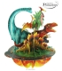 Κάρτα Δεινόσαυροι 3D Santoro