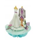 Κάρτα Γάμος 3D Santoro