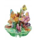 Κάρτα Πεταλούδες 3D Santoro