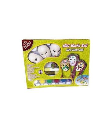 Σετ με κεραμικές Μάσκες -BUBU