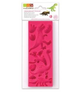 Καλούπια Φορμες Δεινοσαυροι ScrapCooking