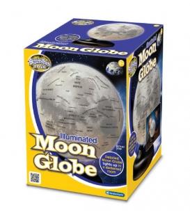 Φωτεινή Υδρόγειο Σφαίρα – Φεγγάρι